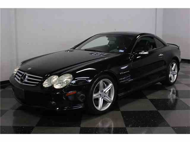 2004 Mercedes-Benz SL55 | 966835