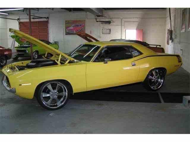 1970 Plymouth Cuda | 966836