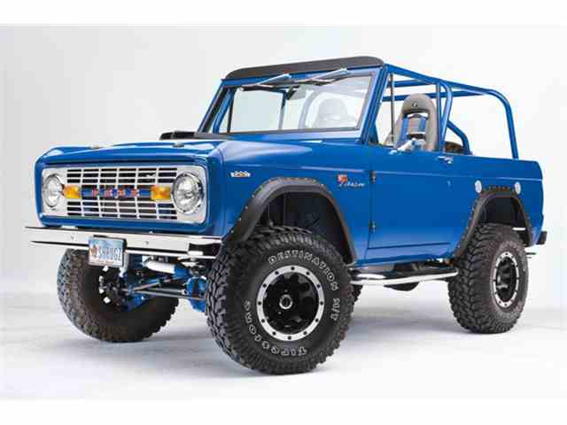 1969 Ford Bronco | 966837