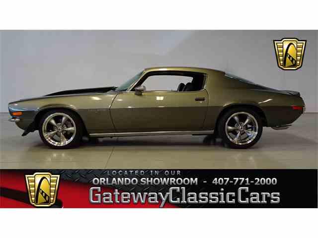 1971 Chevrolet Camaro | 966842