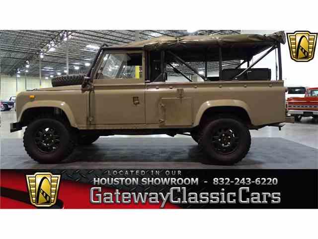 1991 Land Rover Defender | 966844