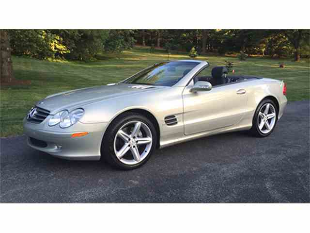 2003 Mercedes-Benz SL500 Convertible | 966847