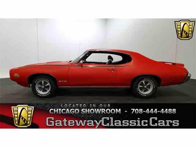 1969 Pontiac LeMans | 966848