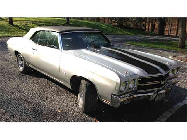 1970 Chevrolet Chevelle SS Convertible | 966853
