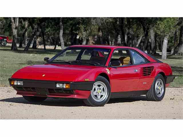 1982 Ferrari Mondial 8 Coupe | 966854
