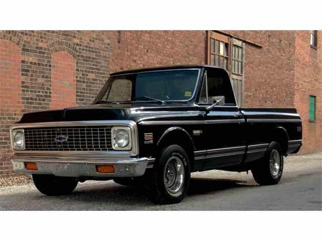 1972 Chevrolet Cheyenne | 966859