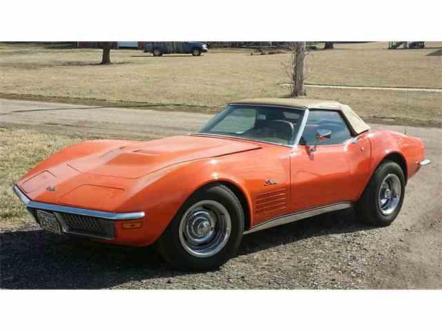 1970 Chevrolet Corvette | 966863