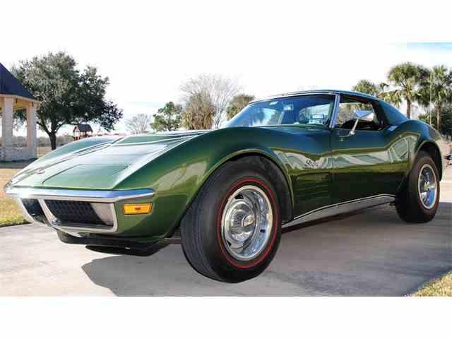 1970 Chevrolet Corvette | 966872