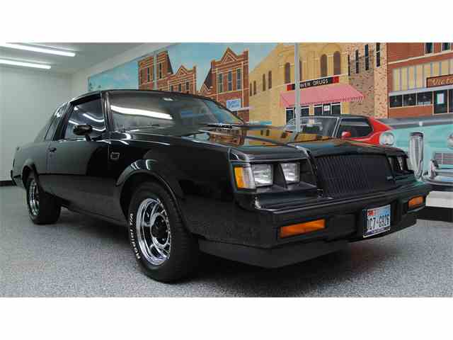 1987 Buick Grand National | 966875