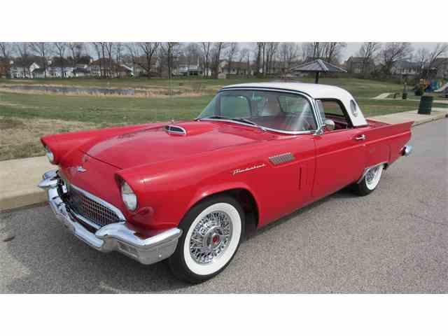1957 Ford Thunderbird | 966881