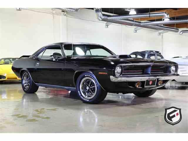 1970 Plymouth Cuda | 966888