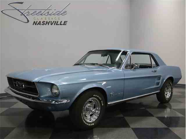 1967 Ford Mustang | 966902