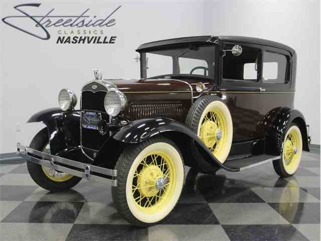 1931 Ford Model A Deluxe Tudor | 966905