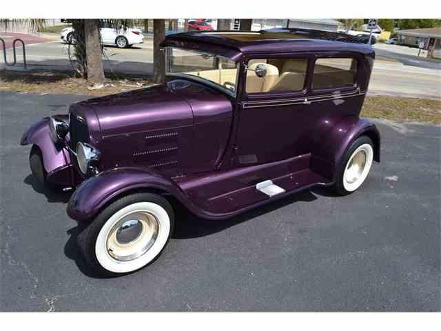 1929 Ford Tudor | 966912
