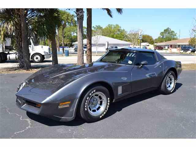 1981 Chevrolet Corvette | 966916