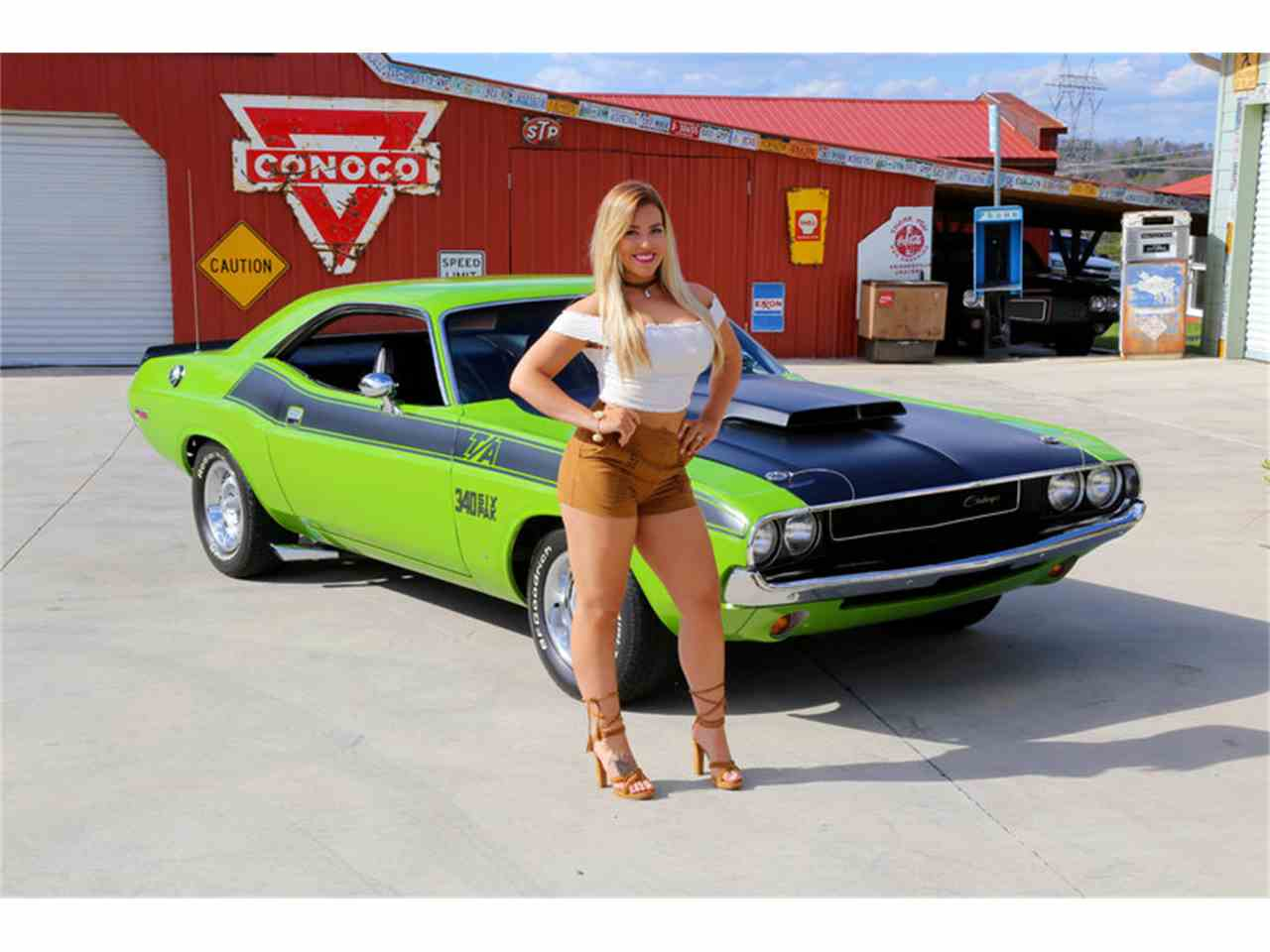 Smoky Mountain Traders Model Haley >> 1970 Dodge Challenger T/A for Sale | ClassicCars.com | CC-966918