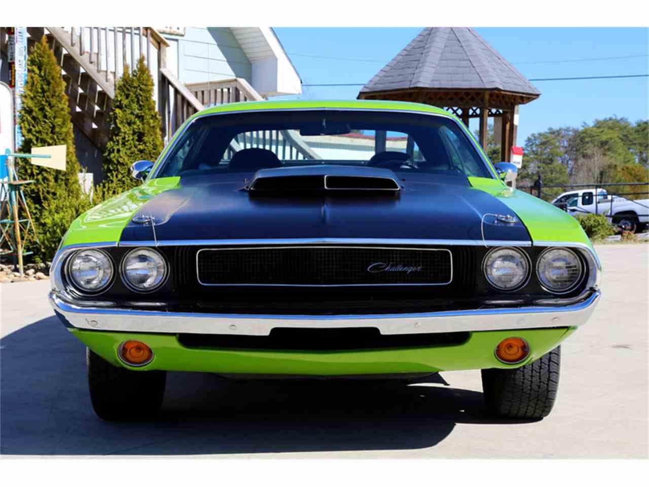 1970 Dodge Challenger T A For Sale Classiccars Com Cc