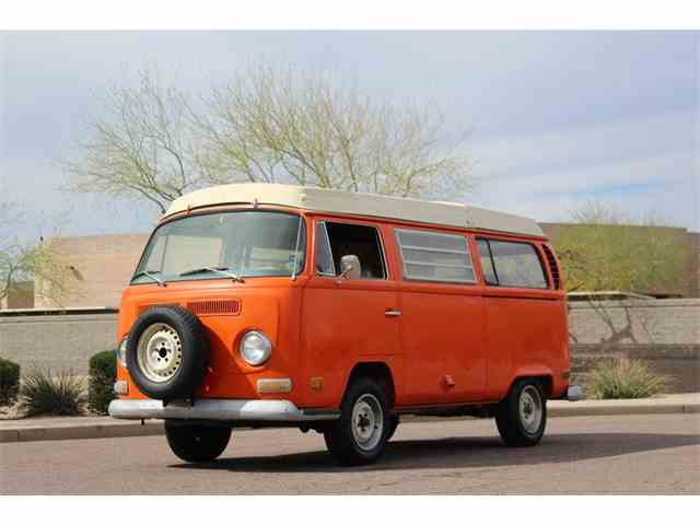 1971 Volkswagen Bus | 966922