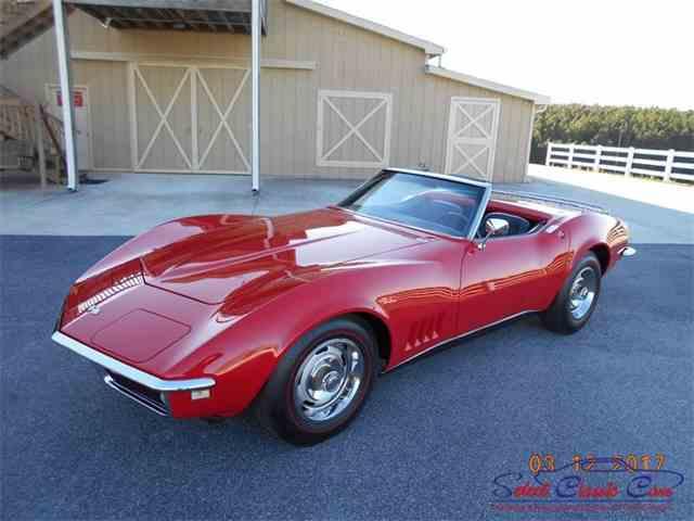 1968 Chevrolet Corvette | 966923