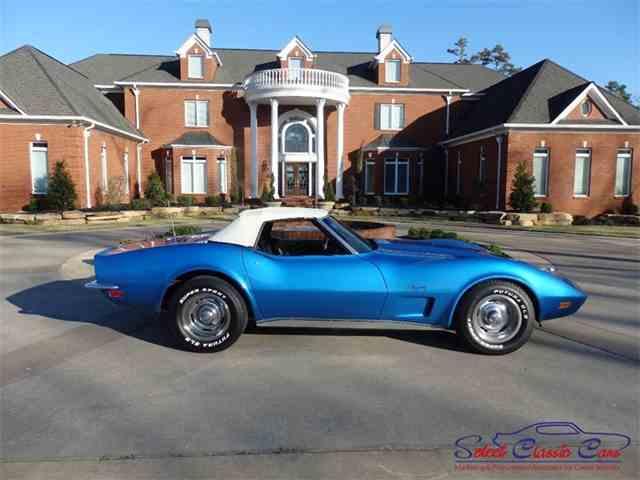1973 Chevrolet Corvette | 966924