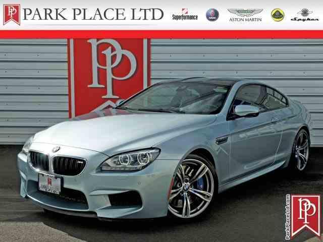 2014 BMW M6 | 966939
