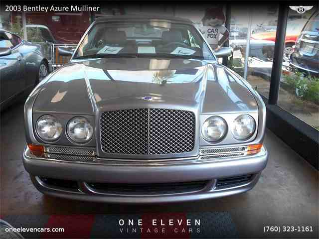 2003 Bentley Azure | 966963