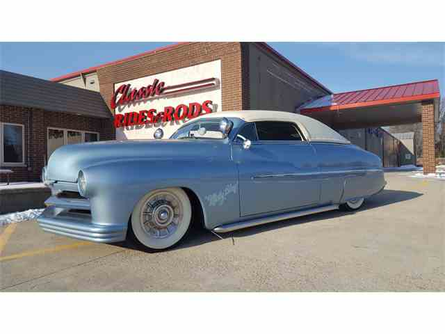 1950 MERCURY MISTY BLUE | 966964