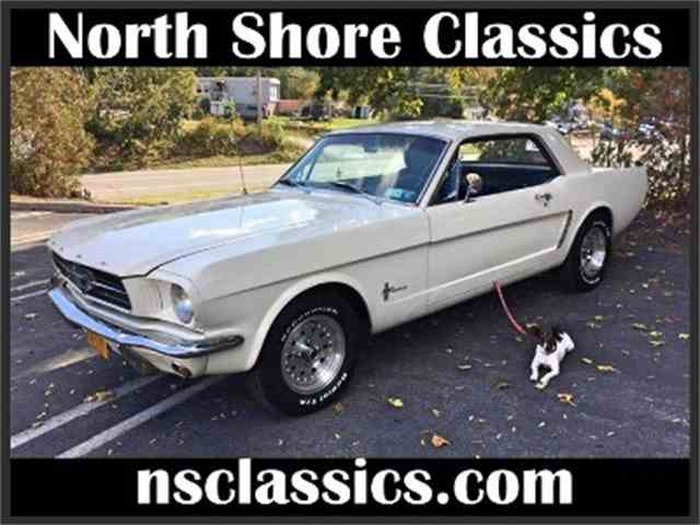 1965 Ford Mustang | 966970