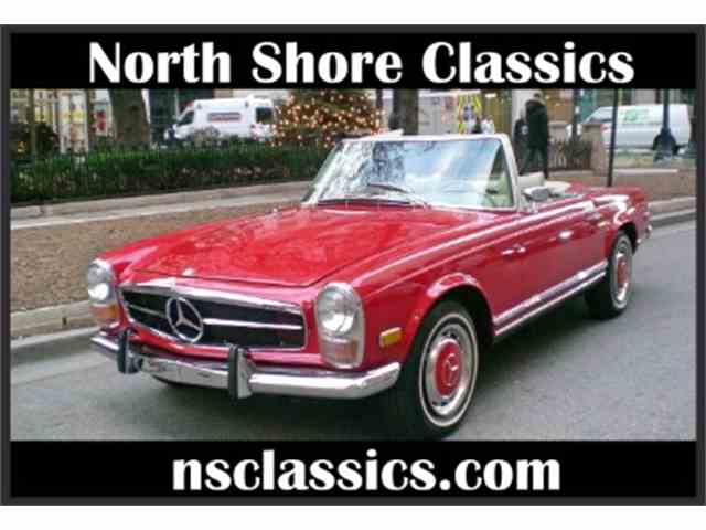 1970 Mercedes-Benz 280SL | 966971