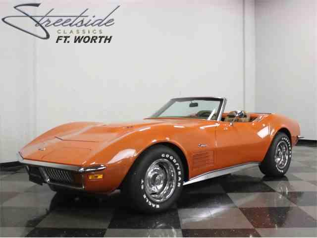 1972 Chevrolet Corvette | 966975