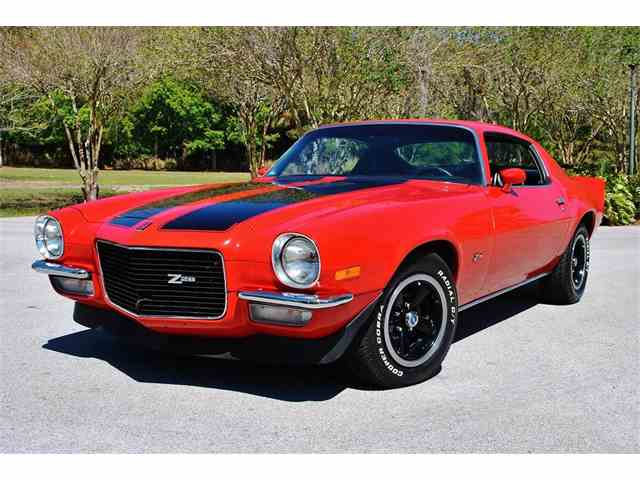 1973 Chevrolet Camaro | 966977