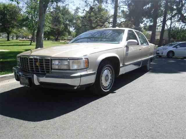 1995 Cadillac Fleetwood | 966978