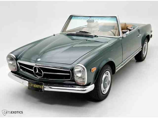 1970 Mercedes-Benz 280 | 966981