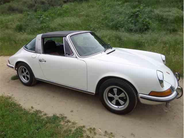 1972 Porsche 911  T Targa | 966984
