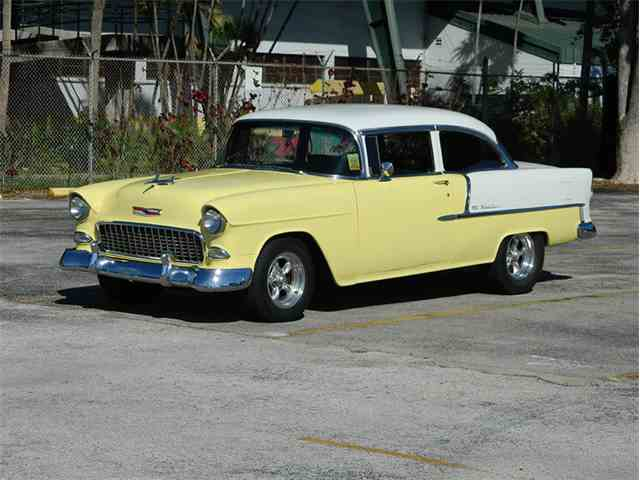 1955 Chevrolet Bel Air 2 Door Post | 966988