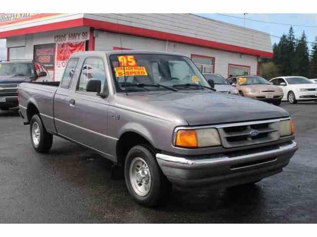 1995 Ford Ranger | 966991