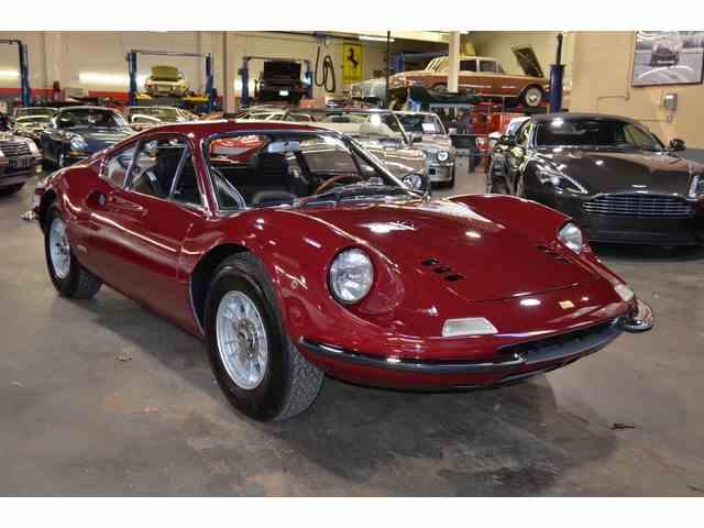 1970 Ferrari 246 GT L Series Dino | 966996