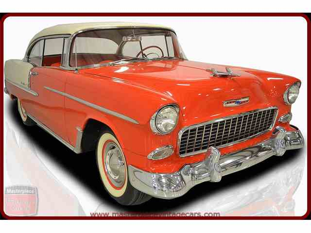 1955 Chevrolet Bel Air 2 Door Hardtop | 967005