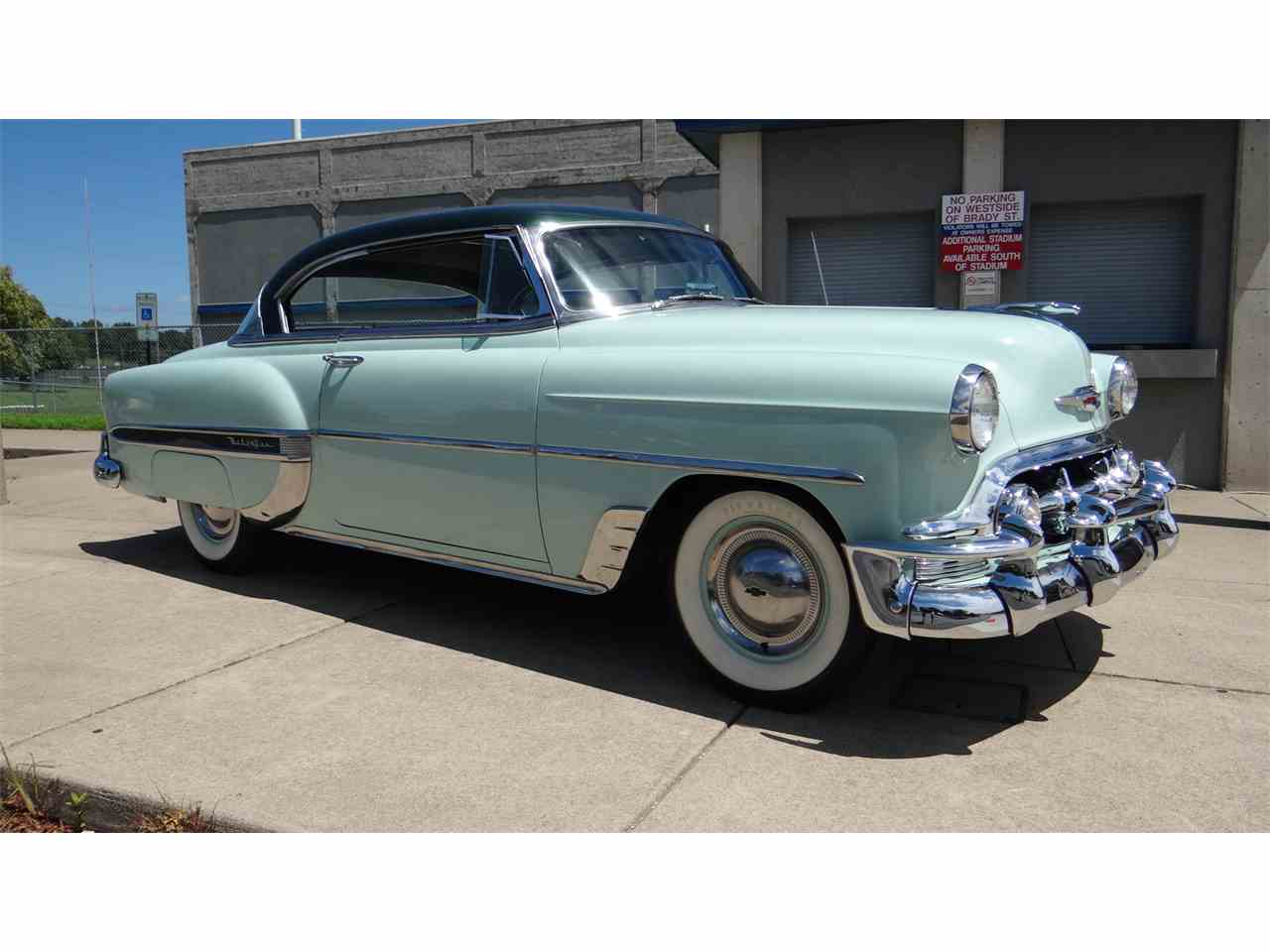 1953 chevrolet bel air 967008