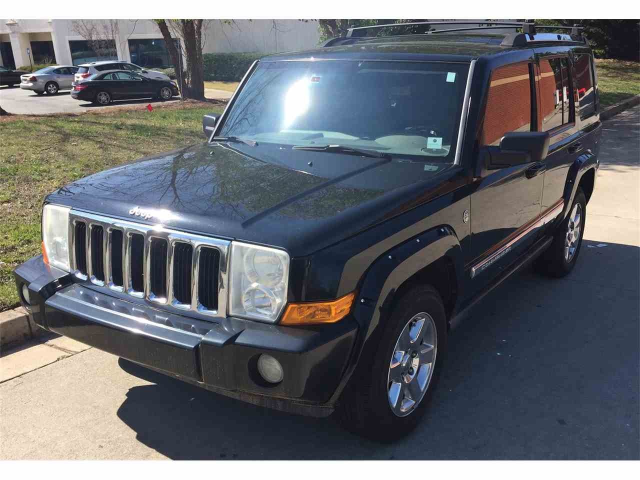 2006 jeep commander for  | classiccars | cc-967010