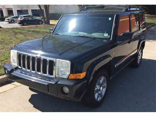 2006 Jeep Commander | 967010