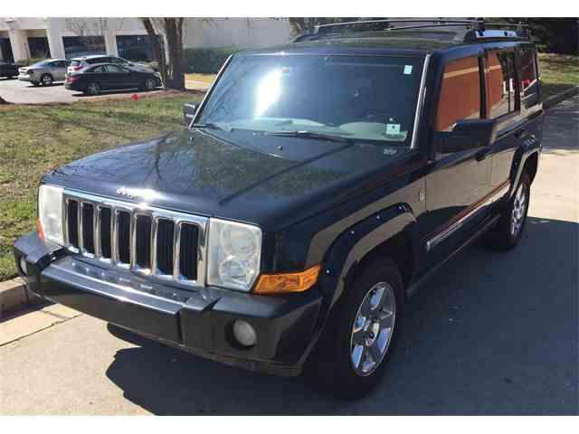 2006 Jeep Commander | 967010