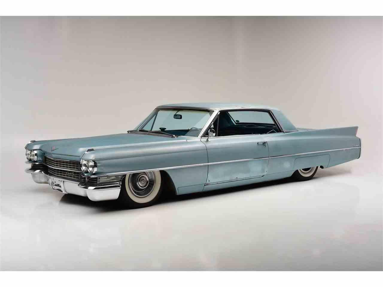 1963 Cadillac Coupe Deville For Sale Classiccars Com