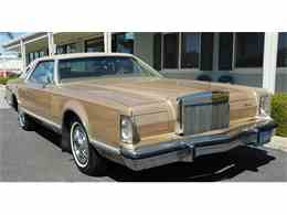 Picture of '79 Lincoln Continental Mark V located in Redlands California - $12,995.00 - KQ5T