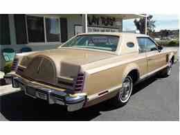 Picture of 1979 Lincoln Continental Mark V Offered by Play Toys Classic Cars - KQ5T