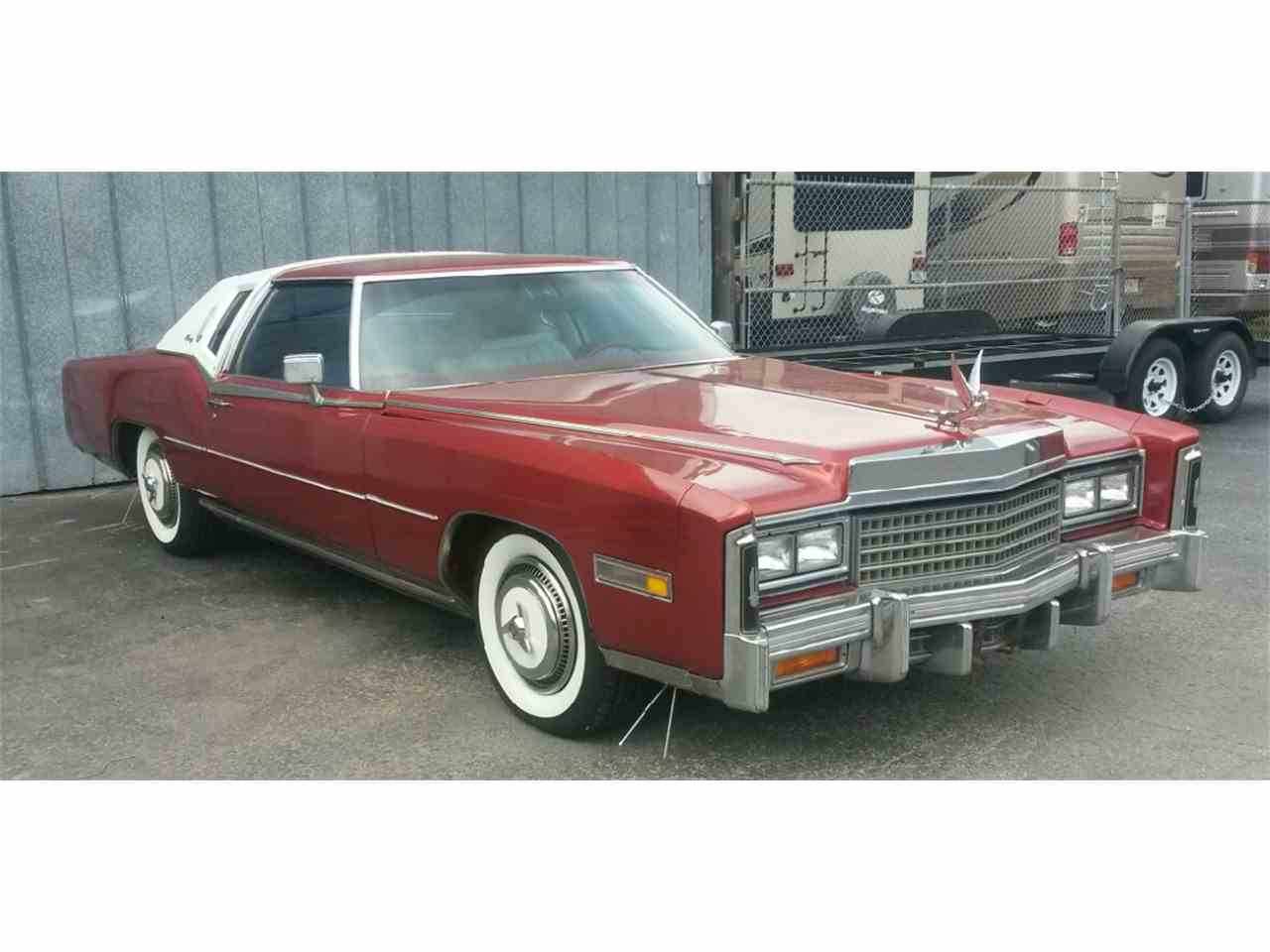 Large Picture of 1978 Cadillac Eldorado Biarritz located in Florida - $13,500.00 Offered by a Private Seller - KQ5W