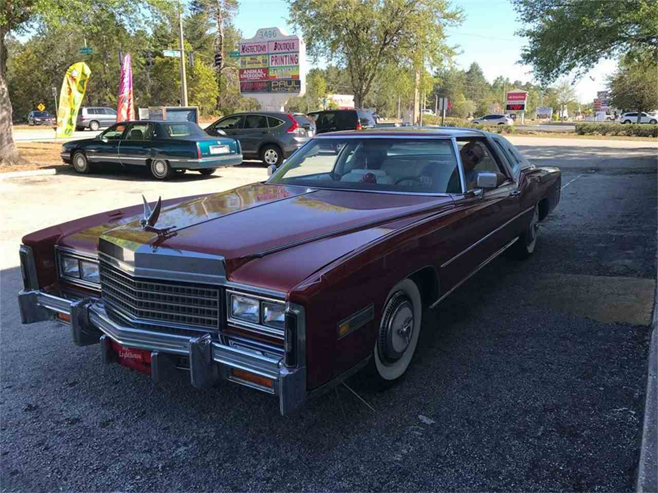Large Picture of 1978 Cadillac Eldorado Biarritz located in Spring Hill Florida - $13,500.00 Offered by a Private Seller - KQ5W