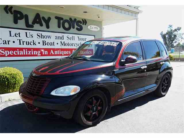 2001 Chrysler PT Cruiser | 967029