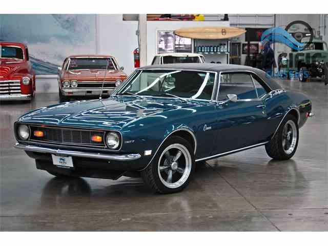 1968 Chevrolet Camaro | 967031