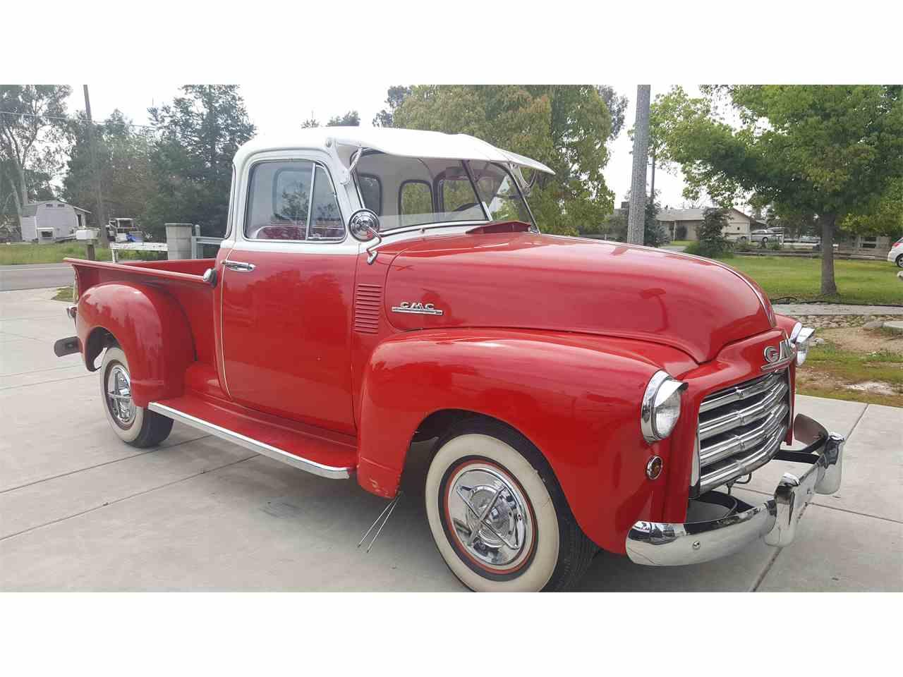 1953 gmc 1 2 ton pickup for sale cc 967037. Black Bedroom Furniture Sets. Home Design Ideas